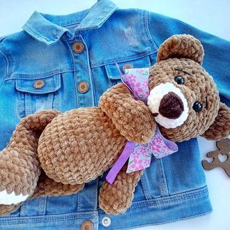 Плюшевый мишка. Мишка Тедди. Медведь. Медвеженок. Ведмедик