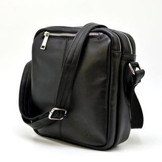 Кожаная сумка через плечо, мессенджер для мужчин GA-60121-3md бренда TARWA