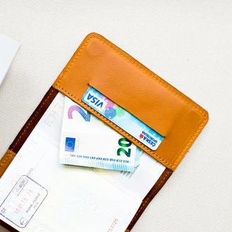 Обложка для паспорта TRAVEL