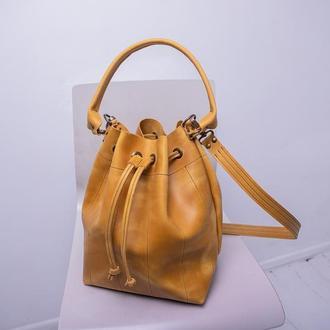Сумка Pouch, женская сумка, жіноча сумка, шкіряна сумка