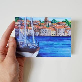 """открытка """"Хорватия"""""""