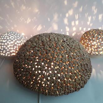 Світильник керамічний
