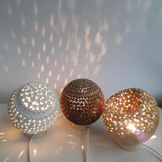Светильник керамический