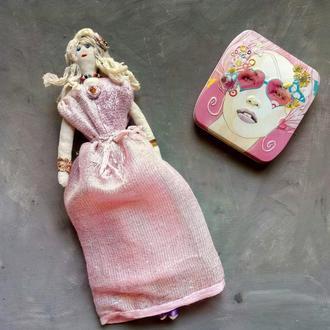 """Кукла """"Рузанна"""" в стиле тильда, текстильная, интерьерная"""