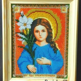 Икона Божией Матери «Трилетствующая»