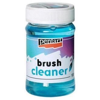 Очиститель для кистей 100мл Pentart 20262