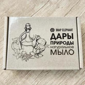 """Набор натурального мыла """"Дары природы"""""""