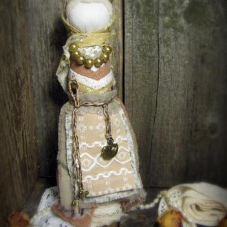 """""""На вдале заміжжя""""(На удачное замужество) мотанка інтер`єрна лялька оберіг"""