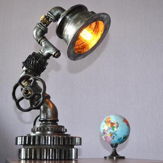 """Настольная лампа """"Конный"""""""