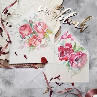 Прозрачный конверт