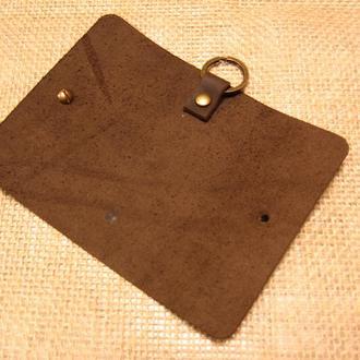 Ключниця Дощ SLOT, коричнева