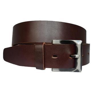 Chestnut 4,5см мужской ремень коричневый под джинсы натуральная кожа пояс кожанный