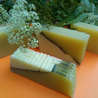 Противовоспалительное глицериновое мыло для тела 125 грамм!