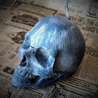 Свеча череп
