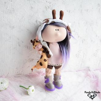 Игровая кукла-Жирафка😍