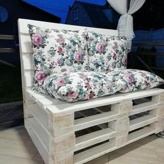 диван из поддонов (паллет)