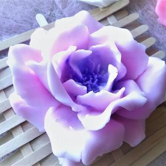 Сувенирное мыло цветочное Гортензия