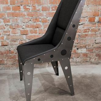 Кресло из металла
