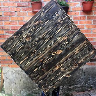 Деревянный фотофон Black Wood