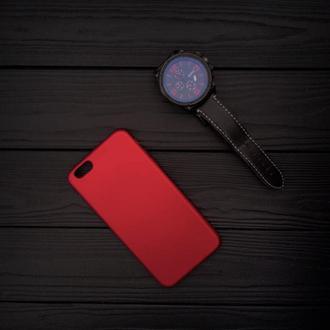 Деревянный фотофон Черный фактурный