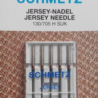 Игла Jersey 130/705 H SUK (90/14) VBS для вязаных изделий и трикотажа