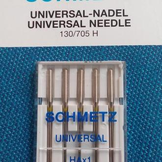Иглы универсальные Universal (110/18 5шт.) Schmetz