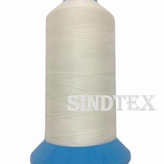 Col.белый №20 Высокопрочные нитки NITEX для кожи, обуви и мебели