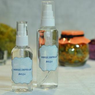 Натуральная мицеллярная вода для чувствительной кожи