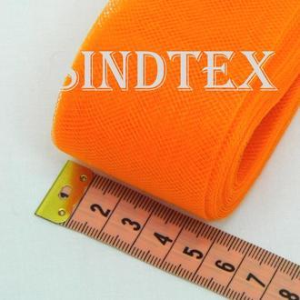 23м.Регилин (кринолин) 50мм (09-оранжевый)