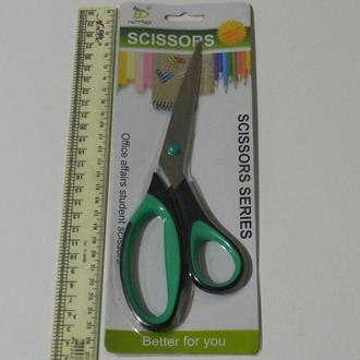 08-Ножницы портновские для кройки и шитья SCISSORS 24см