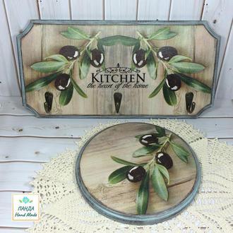 Набор для кухни  ′Оливки′