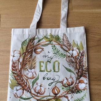 """Эко-сумка """"My eco bag"""""""