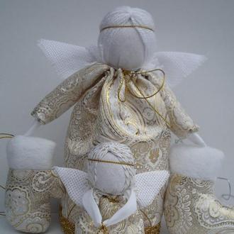 Подарочный набор. Ангелочки  и украшение
