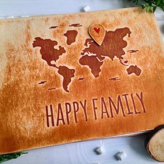 """Альбом """"Happy family"""""""