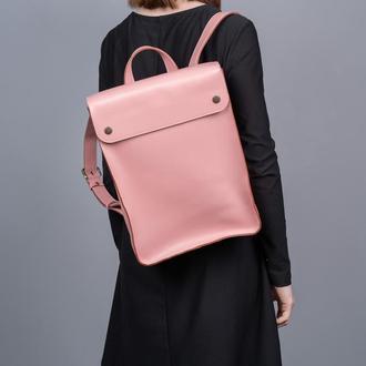 Кожаный рюкзак, рюкзак для девушки, женский кожаный рюкзак