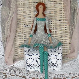 Кукла в стиле Тильда Саша 48см