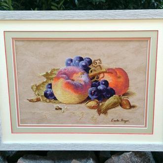 Натюрморт з персиком