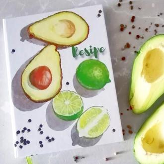 Кулинарная книга/ Блокнот для рецептов