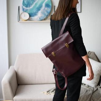 Рюкзак из натуральной кожи,рюкзак,юнисекс рюкзак,рюкзак для ноутбука,повседневный рюкзак