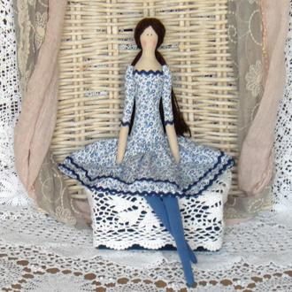 Кукла в стиле Тильда Габриэлла 48см ВНИМАНИЕ БОНУС !!!