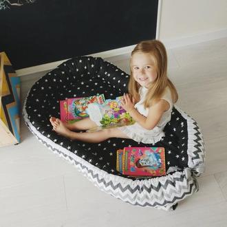 Кокон для ребенка (гнездышко, бебинест) Scandinavian