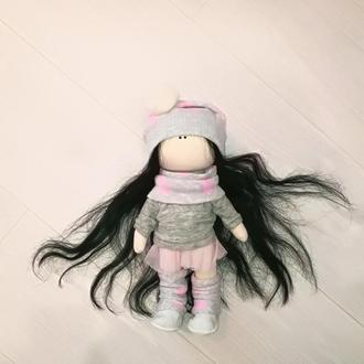 Кукла коннэ/тыквоголовка