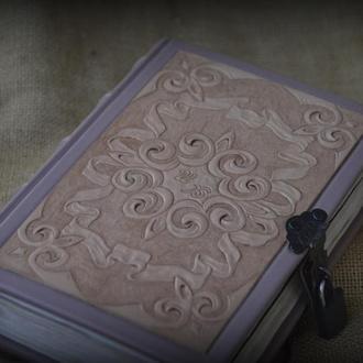 Блокнот-книга - шикарный подарок