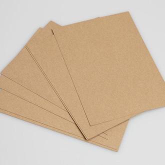 Крафт бумага А4