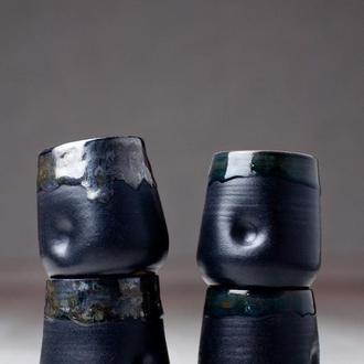 Посуда керамическая - стаканы