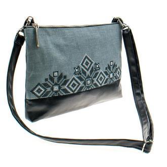 ВЫШИТАЯ СУМКА НА ПЛЕЧО ИЛИ ЗАПЯСТЬЕ №899, Оригинальная сумка, Вечерняя сумка, Подарок подруге