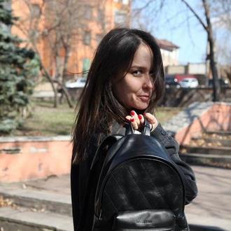 Кожаный городской рюкзак, городской кожаный рюкзак, рюкзак из кожи