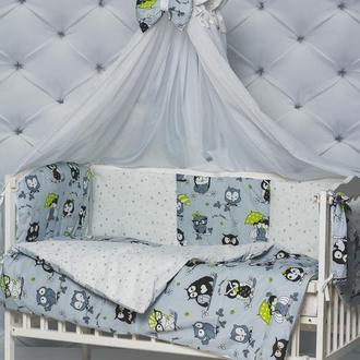 Набор постельного для новорожденного