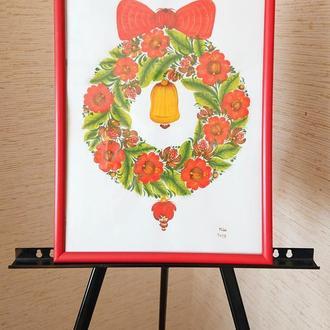 Картина Рождество