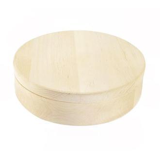 Шкатулка круглая № 101, 20 см